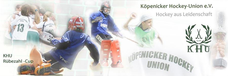Rübezahl-Cup der Köpenicker Hockey-Union e.V.