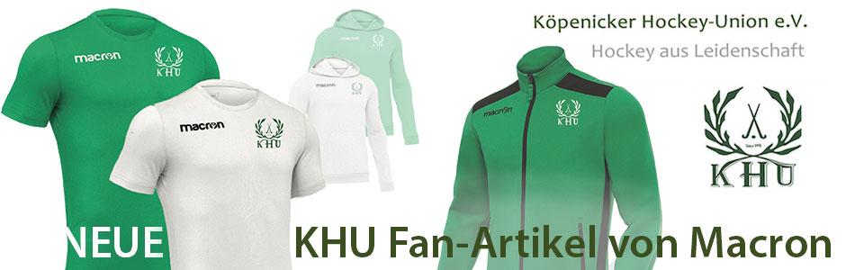 KHU Fan-Artikel von MACRON