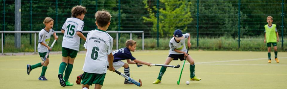 Trainingszeiten für die Feldsaison sind online